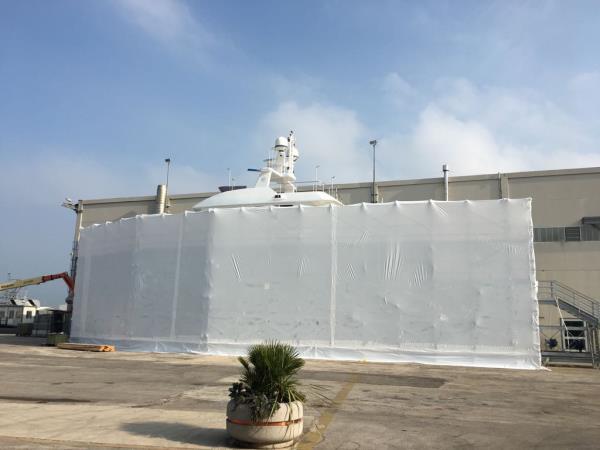 Ponteggi Navali G.E. Ponteggi a Montemarciano Ancona