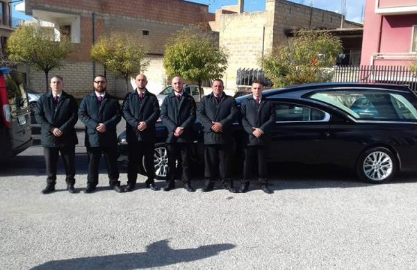 Organizzazione di Funerali Victoria Funeral a Vittoria Ragusa