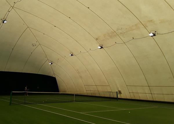 Tennis Al Coperto Circolo Tennis Al Poggio Lucca