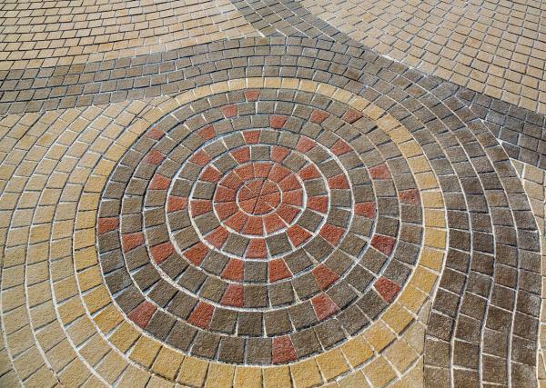 Mosaico Pavimento DF Pavimentazioni a Roccapiemonte Salerno