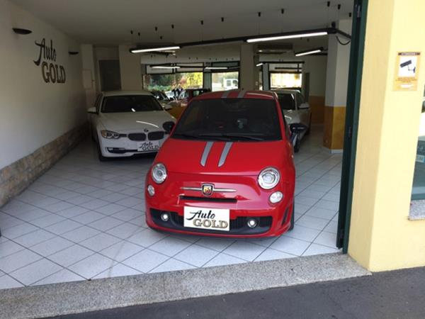 Fiat 500 AutoGold Paratico