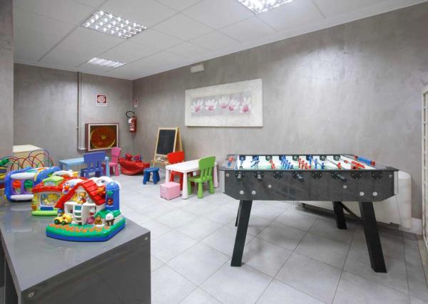 Vacanze con Bimbi Residence Barusso a Alassio Savona