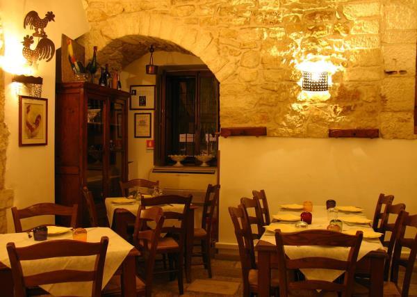 Pizzeria Al Cantagallo a Giovinazzo Bari