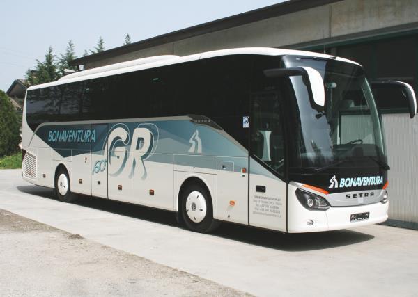 Viaggi in Autobus GR Bonaventura a Noale Venezia