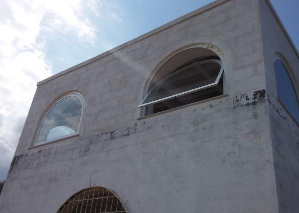 Infissi AL. FER. INOX a Carmiano Lecce