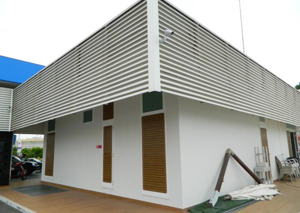 Installazione Serramenti AL. FER. INOX a Carmiano Lecce