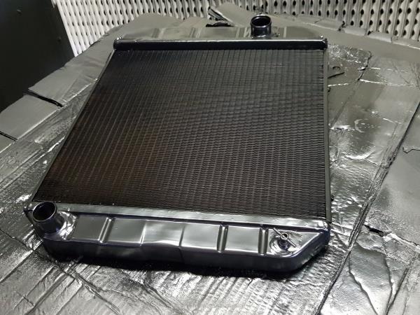 ricostruzione radiatori per auto