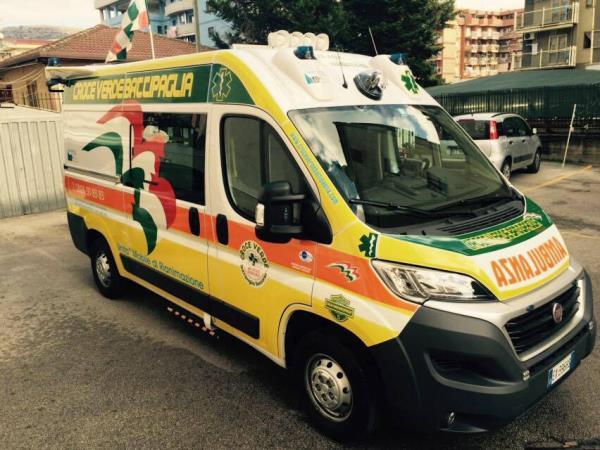 Servizio Ambulanza Croce Verde a Battipaglia Salerno
