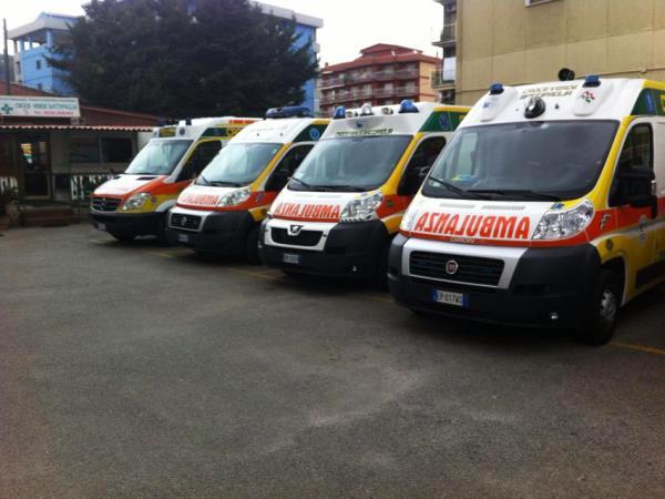 Soccorso Sanitario Croce Verde a Battipaglia Salerno