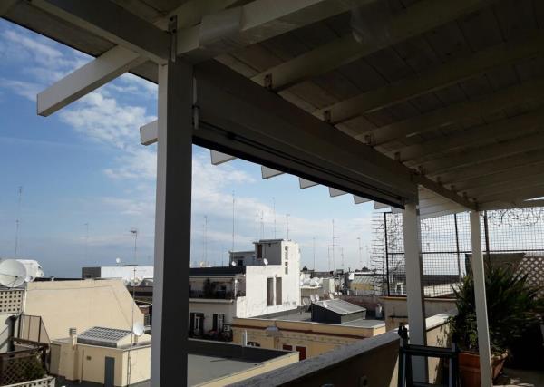 Chiusure Antivento per Balcone 2M Sistemi di Michele Montrone a Bari