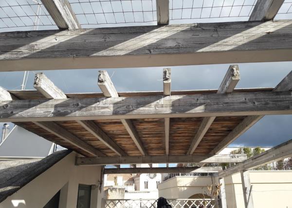 Ripristino Struttura in Legno 2M Sistemi di Michele Montrone a Bari