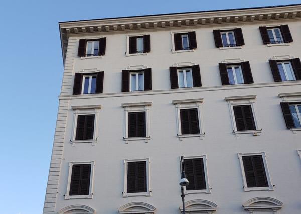Ristrutturazioni Condomini - Doppo - LG Restauri a Roma