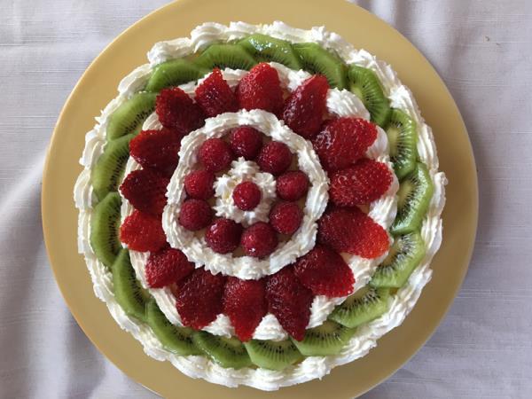 torta alla frutta non solo dolci