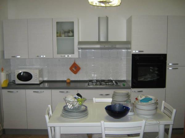 Cucina Casa Famiglia Iride a Ferrara