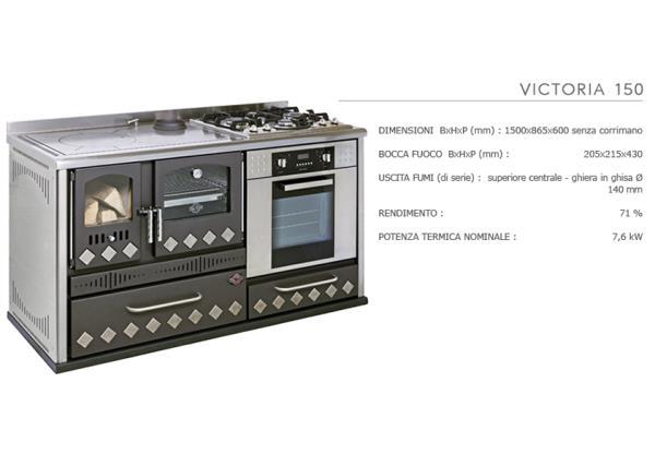 Stufa Victoria 150 Valmarmi a Vicchio Firenze