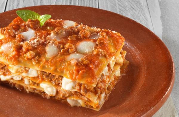 Lasagna Rossa