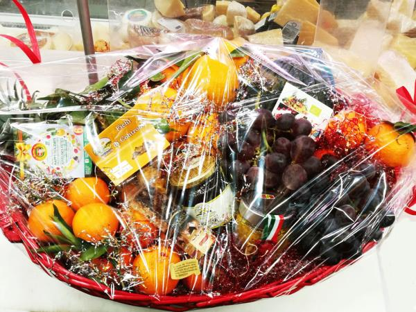 Cesto Regalo La Boutique della Frutta a Baronissi Salerno
