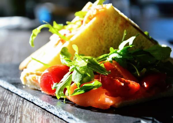 Club Sandwich La Bistronomia i Sapori a Camerano Ancona