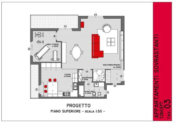 Progetto Appartamento Noi Per Voi a Gallarate Varese