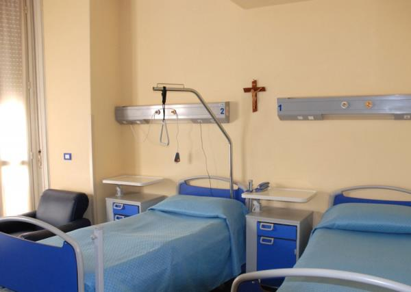 Letti Casa di Cura Madonna Del Rosario a Catania