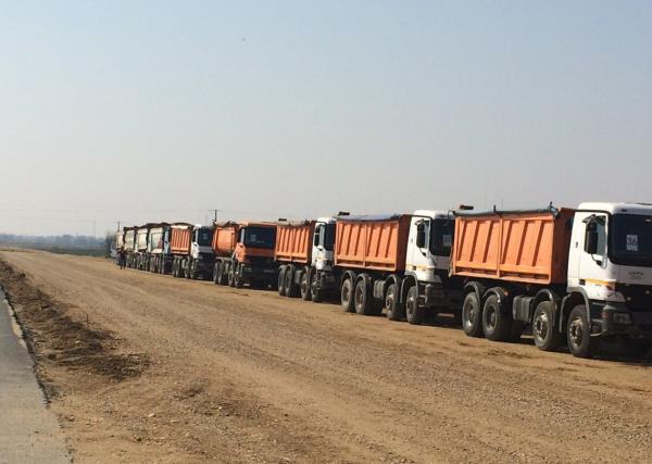 Camion Coetra a Carbonate Como