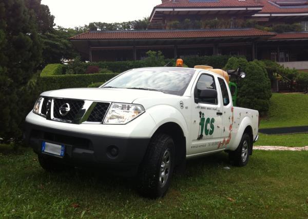 Pickup ICS Service a Senna Comasco