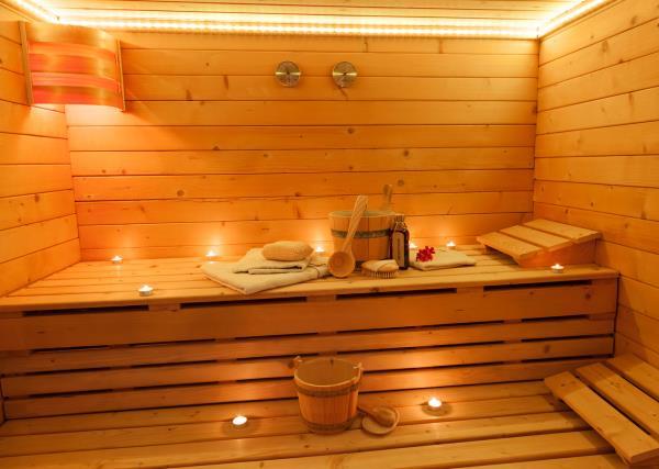 Sauna Piscine Monottoli a Capannori Lucca
