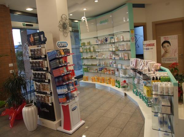 Servizi delle farmacie a Viterbo