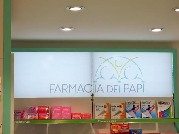 Farmacia dei Papi a Viterbo