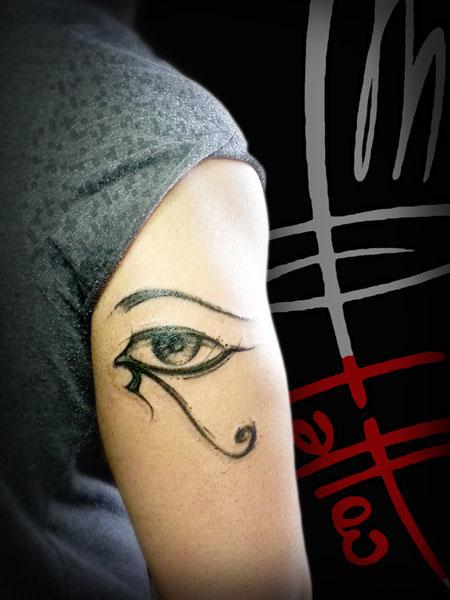 tatuaggio esoterico
