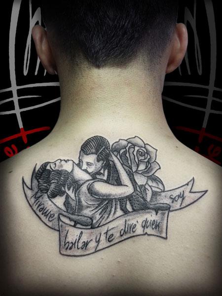 tatuaggio love