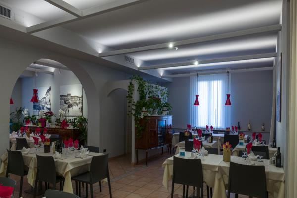 sala ristorante elegante brescia