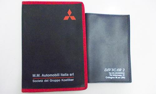 libretto auto personalizzato milano
