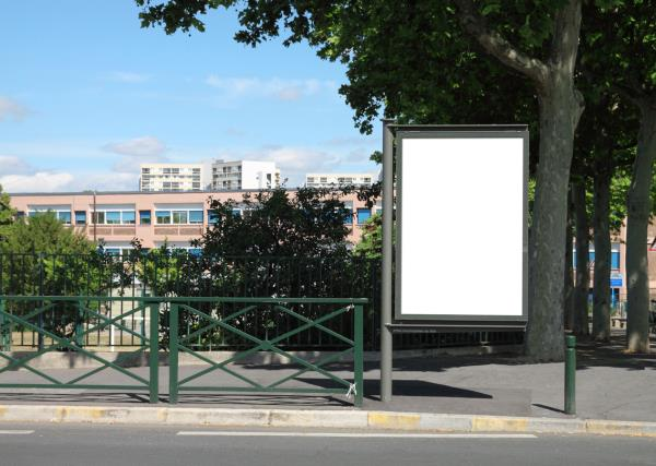 Banner Pubblicitari Eliofast a Cologno Monzese Milano