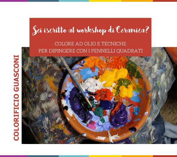 Belle Arti Colorificio Guasconi a Pavia