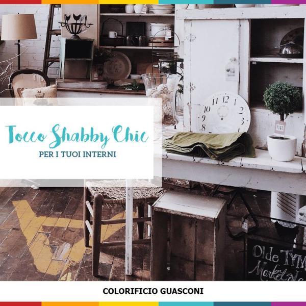 Shabby Chic Colorificio Guasconi a Pavia