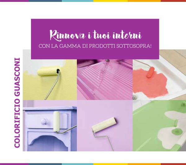 Colorificio Guasconi a Pavia