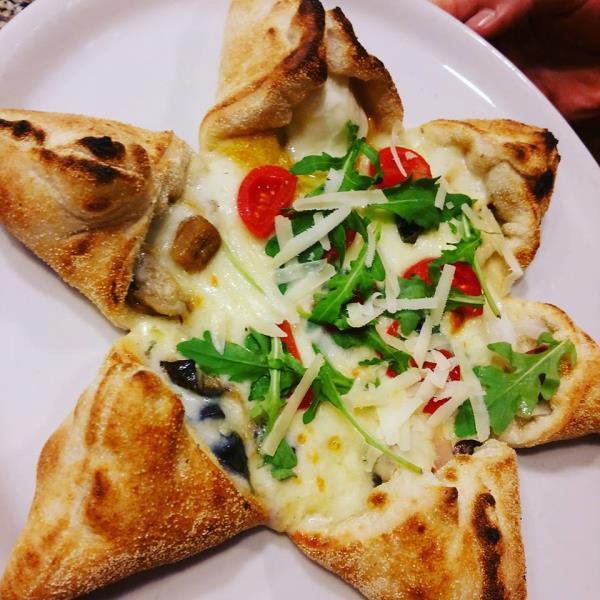 Menu  Pizza@it a Salerno