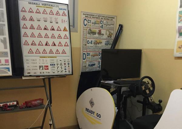 Prove Pratiche Ready & Go Autoscuola Vittoria ad Alpignano Torino