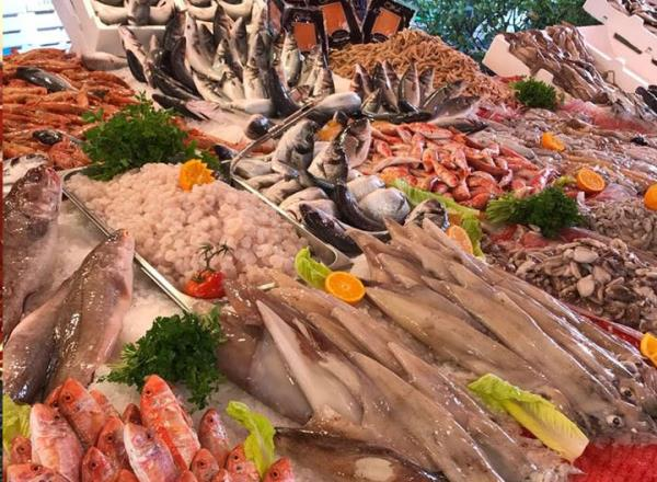 Varietà di pesce fresco - Pesce fresco - Pescheria Pisano Palermo
