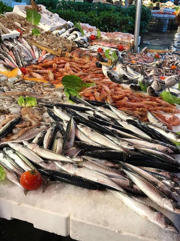 Pesce fresco - Pescheria Pisano Palermo