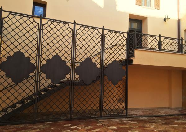 Ringhiere Protafer di Giampiero Protasi a Foligno Perugia