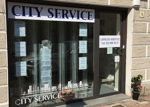 City Service a Orbassano Torino