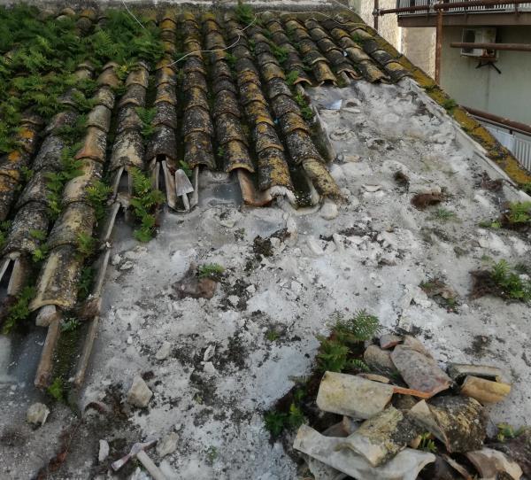 Ristrutturare una copertura in coppi nel centro storico - Palermo - I.CO.DAL.srl