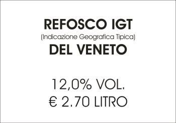 REFOSCO IGT