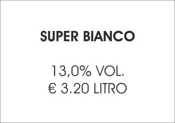 SUPER BIANCO