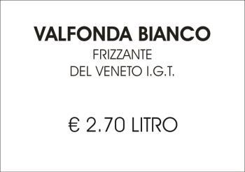 VALFONDA BIANCO