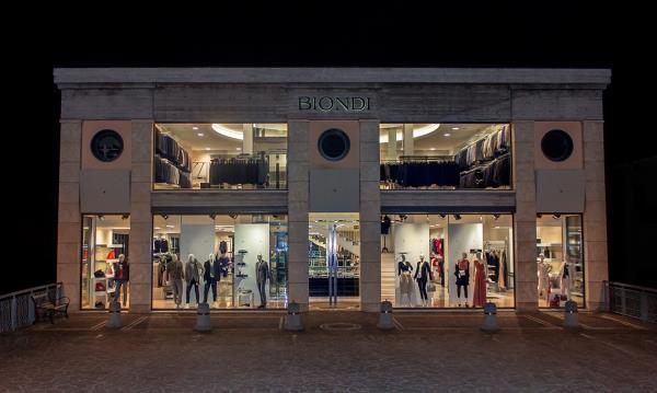 Biondi Abbigliamento a Castelleone di Suasa Ancona