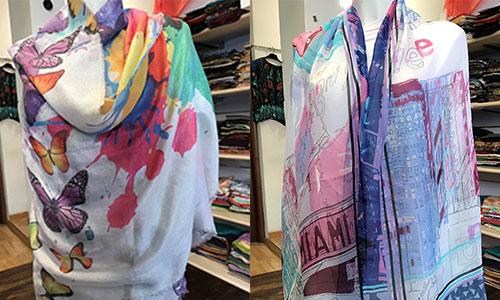 foulard roma talenti
