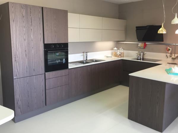 cucina in legno bs